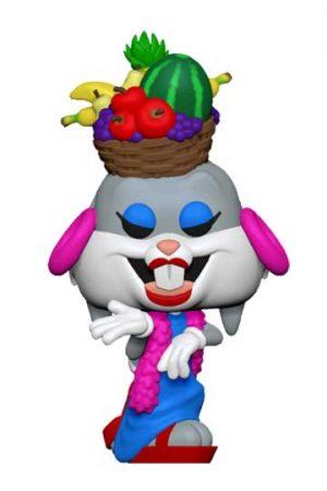 Funko Pop BUGS con sombrero de fruta