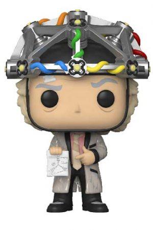 Funko Pop DOC con casco |Regreso al Futuro|