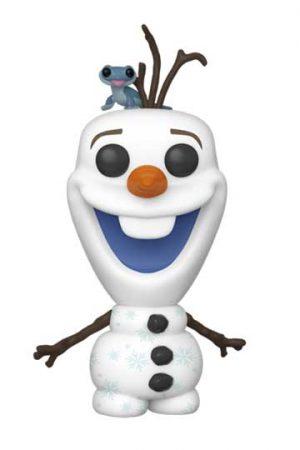 Funko Pop OLAF con BRUNI