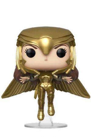 Funko Pop WONDER WOMAN Gold Flying Pose