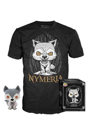 Set Pop Camiseta NYMERIA