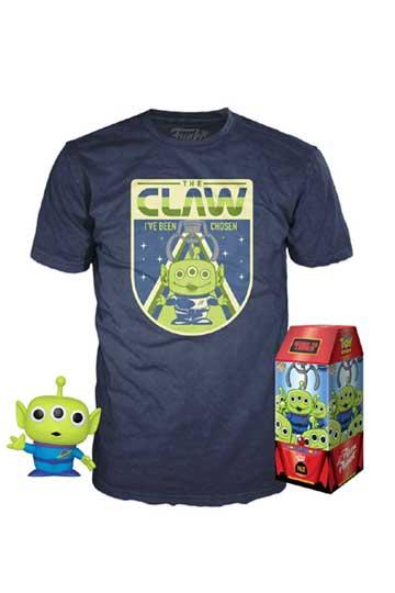 Set Pop Camiseta THE CLAW