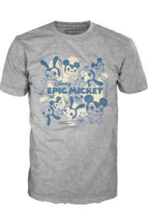 Camiseta EPIC MICKEY