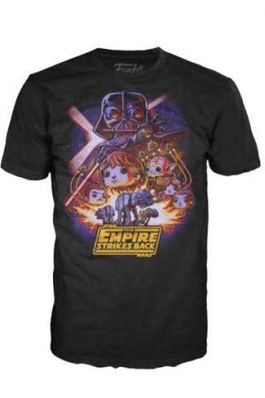 Camiseta THE EMPIRE STRIKES BACK