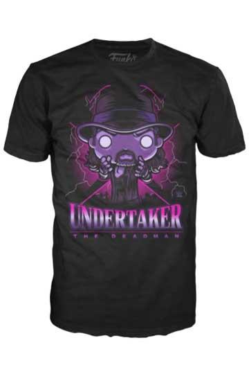 Camiseta UNDERTAKER