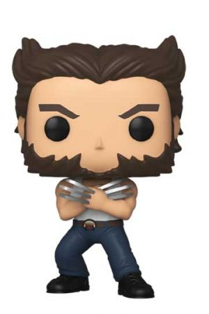 Funko Pop LOGAN |X-Men 20th|q
