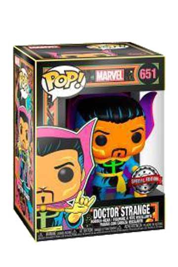 Funko Pop DOCTOR STRANGE BLACK LIGHT