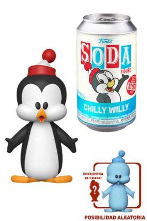 Funko Soda CHILLY WILLY