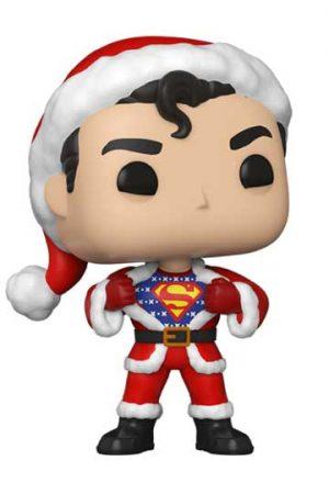 Funko Pop SUPERMAN con SWEATER