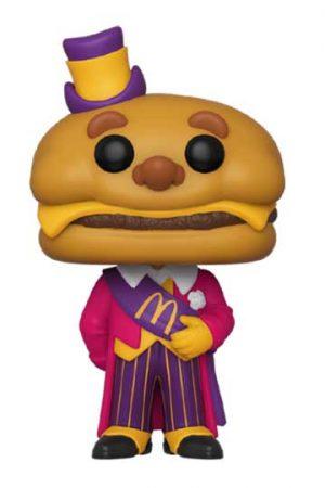 Funko Pop MAYOR McCHEESE