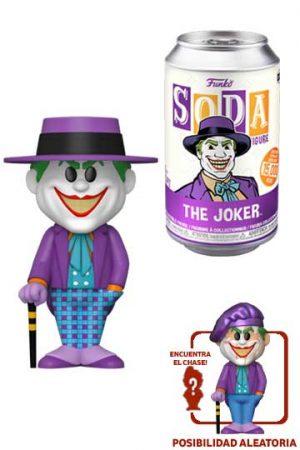 Funko Soda EL JOKER CON SOMBRERO