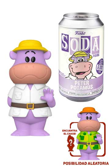 Funko Soda PETER POTAMUS