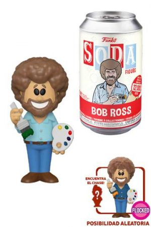 Funko Soda BOB ROSS