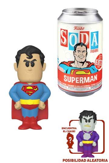 Funko Soda SUPERMAN