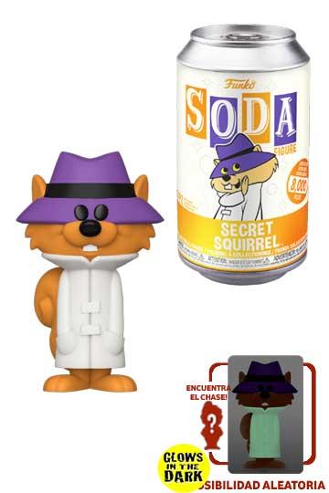 Funko Soda INSPECTOR ARDILLA