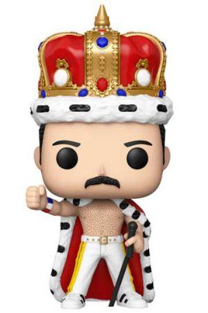 Funko Pop FREDDIE MERCURY KING