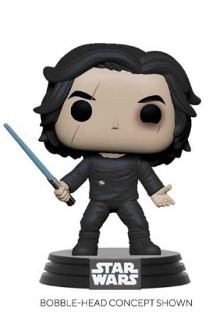 Funko Pop BEN SOLO CON SABLE