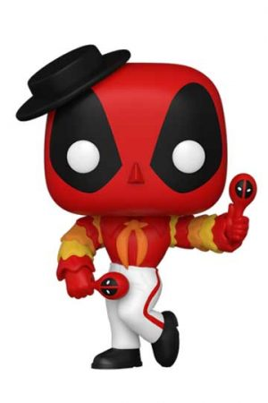 Funko Pop DEADPOOL FLAMENCO