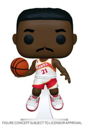Funko Pop DOMINIQUE WILKINS