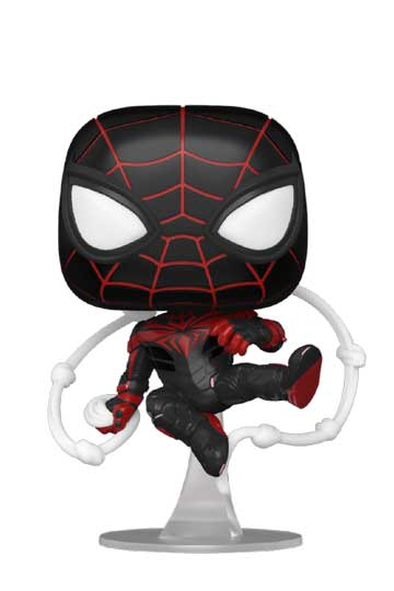 Funko Pop MILES MORALES TRAJE ADVANCED TECH