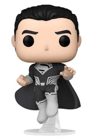 Funko Pop SUPERMAN con traje negro