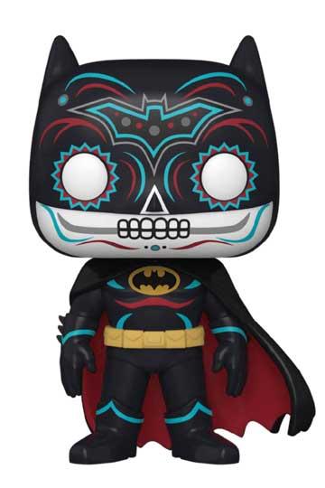 Funko Pop BATMAN DÍA DE LOS DC