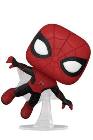 Funko Pop SPIDER-MAN con traje actualizado