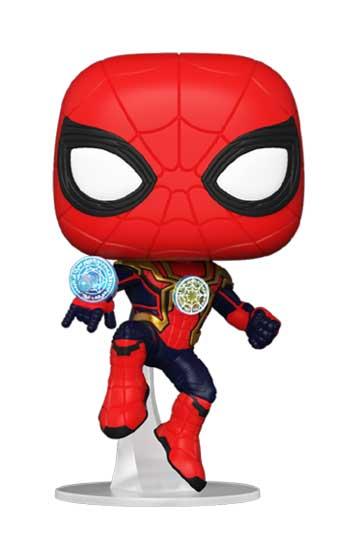 Funko Pop SPIDER-MAN con traje integrado