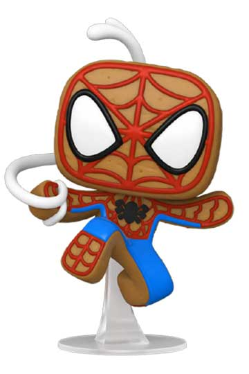 Funko Pop GINGERBREAD SPIDER-MAN